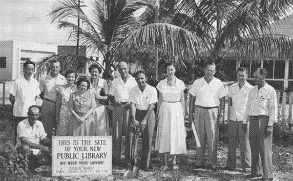 delray-beach-public-library-history-timeline-groundbreaking