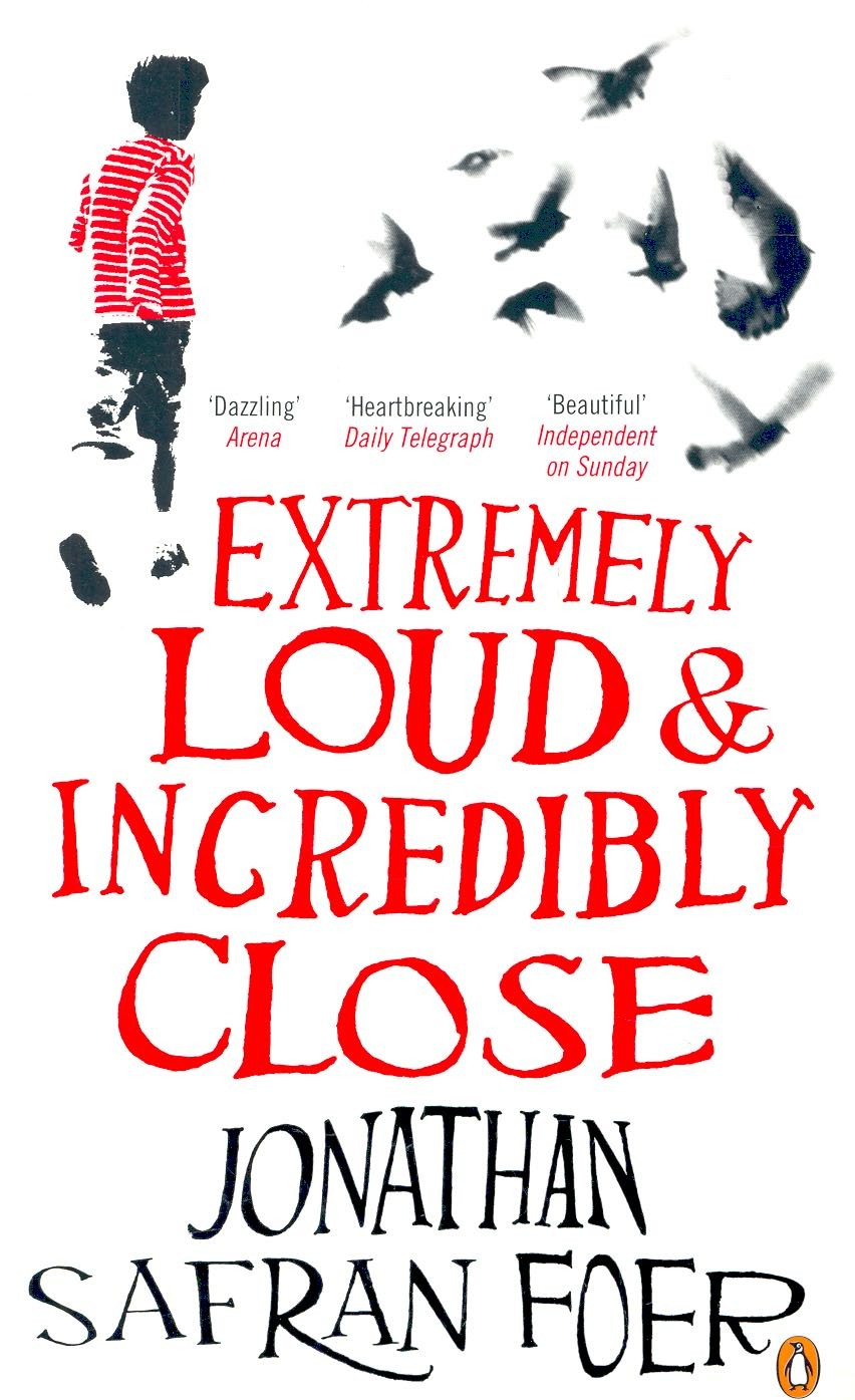 Image result for extremely loud and incredibly close book