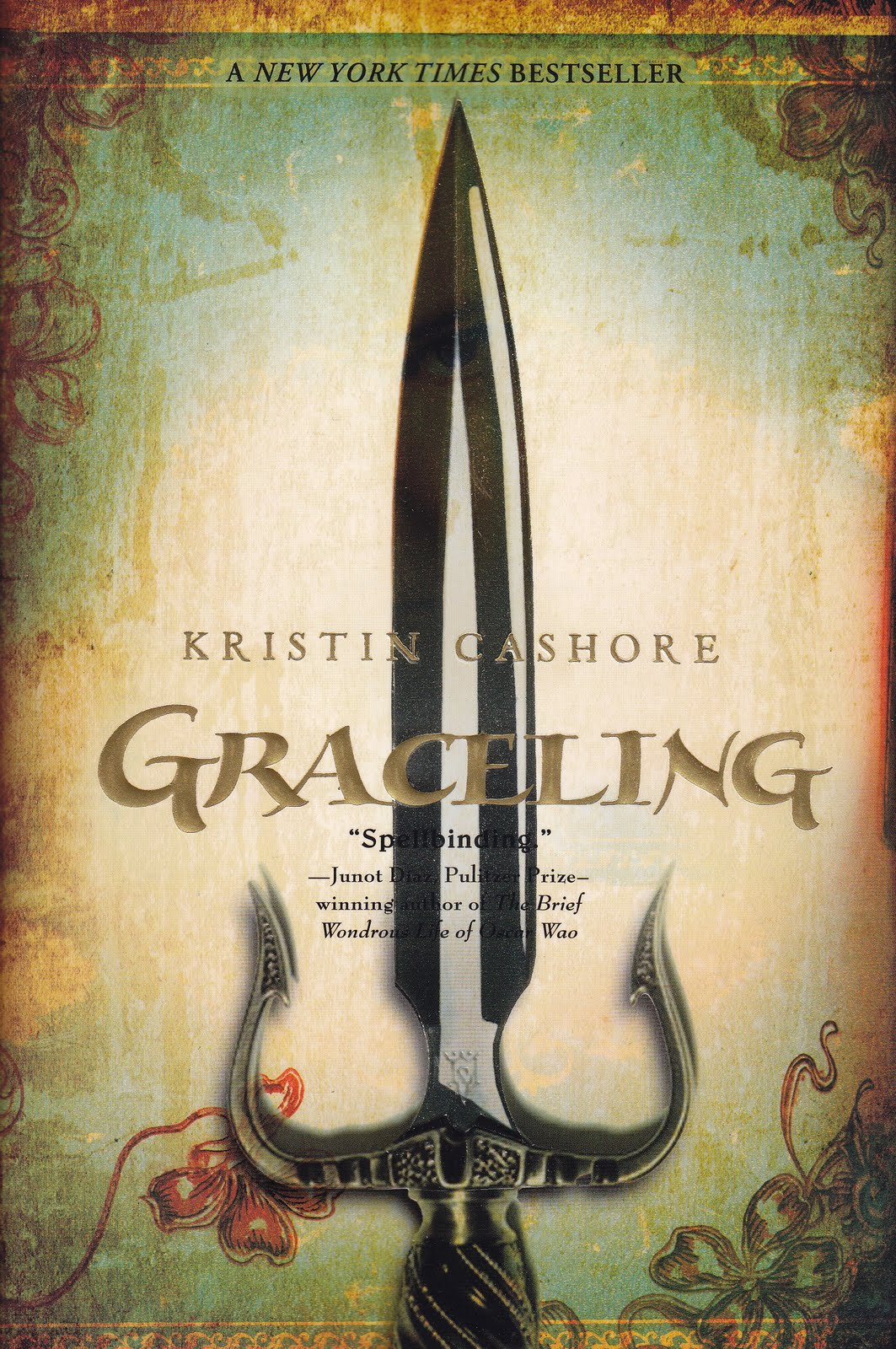 Image result for graceling cover