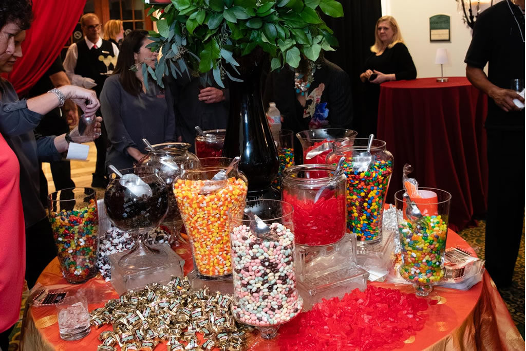 The Famous Candy Table
